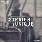 Straight & Unique Issue 25 by Various Artists