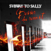 Play & Download Besser Du Rennst by Subway To Sally | Napster