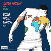 Good Night Europe by Offer Nissim