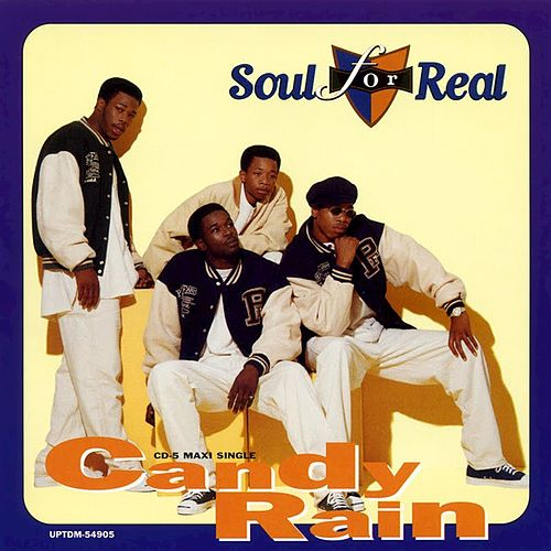 Candy Rain (Heavy D & Trackmasterz Mix) by Soul For Real