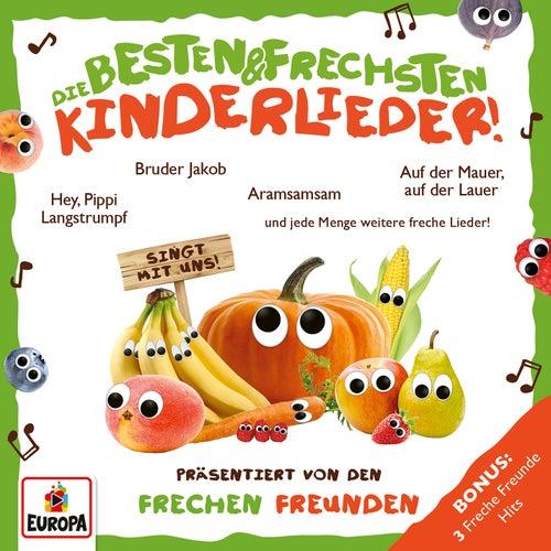 Die besten & frechsten Kinderlieder von Various Artists