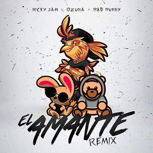 El Amante (Remix) de Nicky Jam