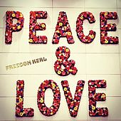 Peace and Love de Freedom Kerl