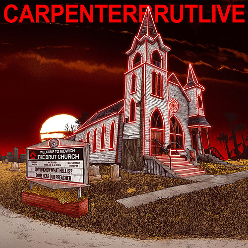 Carpenterbrutlive by Carpenter Brut