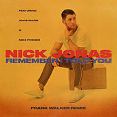Remember I Told You (Frank Walker Remix) by Nick Jonas