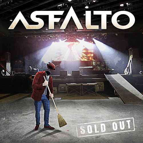 """Asfalto: """"Sold Out (En Directo)"""""""