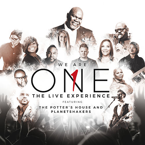 We Are One (The Live Experience) de Planetshakers