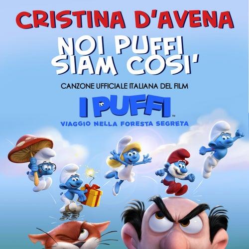 Noi Puffi Siam Così di Cristina D'Avena