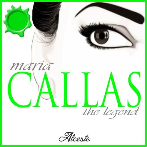 Alceste (feat. Renato Gavarini, Rolando Panerai, Orchestra E Coro del Teatro della Scala Milano) by Maria Callas