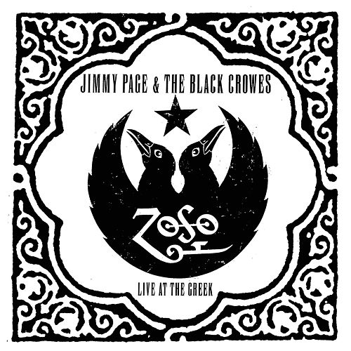 Live at the Greek by Jimmy Page