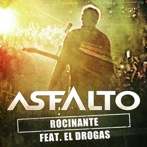 Rocinante (En Directo) de Asfalto