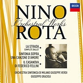 Rota: Orchestral Works (Vol. 5) by Various Artists