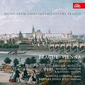 Prague-Viena - Journey in Songs, Music from Eighteenth-Century Prague by Barbara Maria Willi
