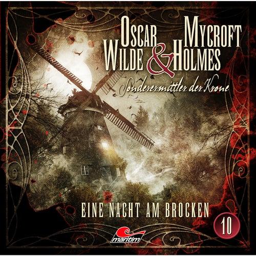 Sonderermittler der Krone, Folge 10: Eine Nacht am Brocken von Oscar Wilde