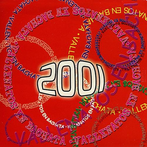 Vallenatos en Bachata 2001 von Various Artists