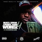 Beats Speak Louder Than Wordz 4 by Insanity