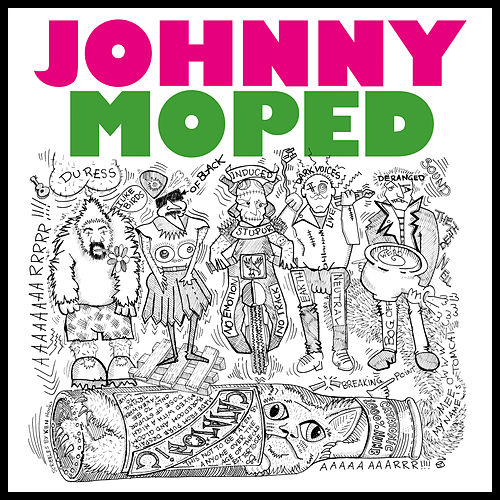 Catatonic by Johnny Moped