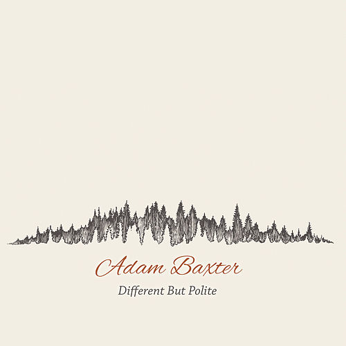 Different but Polite by Adam Baxter