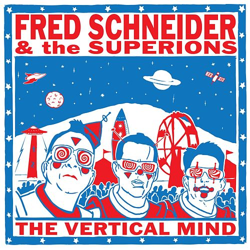 The Vertical Mind by Fred Schneider