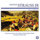 Johann Strauss Jr: Famous Melodies by Klaus Arp