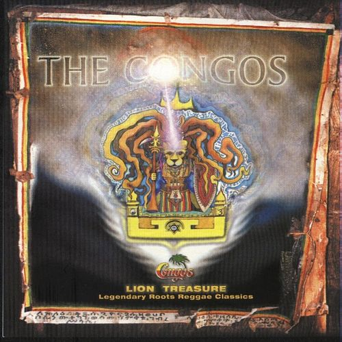 Lion Treasury - Legendary Roots Reggae Classic by The Congos