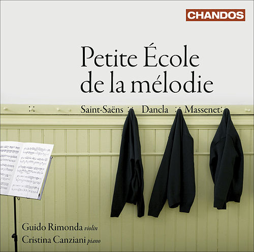 DANCLA, C.: Petite Ecole de la melodie / SAINT-SAENS, C.: Violin Sonata No. 1 / MASSENET, J.: Meditation (Rimonda, Canziani) by Guido Rimonda