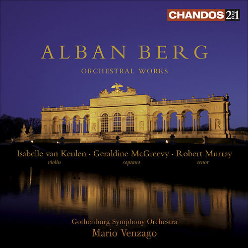 Play & Download BERG, A.: Orchestral Music (Gothenburg Symphony, Venzago) by Various Artists | Napster