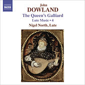 Lute Music of John Dowland, Vol. 3 by Nigel North