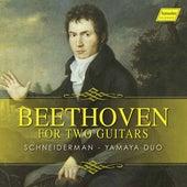 Beethoven for 2 Guitars by John Schneiderman