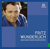 Fritz Wunderlich by Fritz Wunderlich