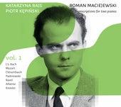 Maciejewski: Transcriptions for 2 Pianos, Vol. 1 von Katarzyna Rajs