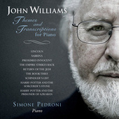 John Williams: Themes And Transcriptions For Piano by Simone Pedroni
