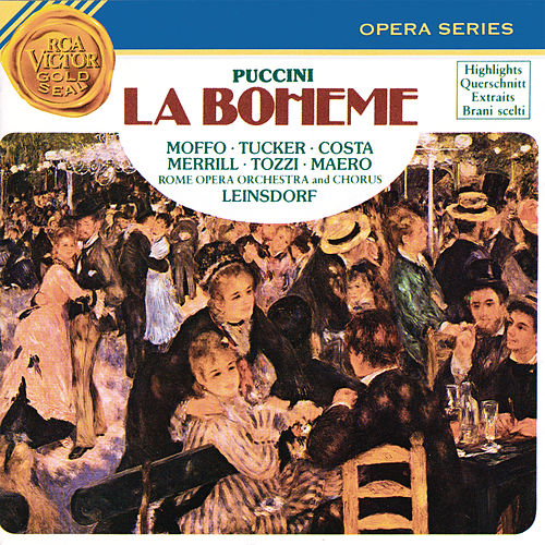 Play & Download La Boheme (RCA) by Giacomo Puccini | Napster