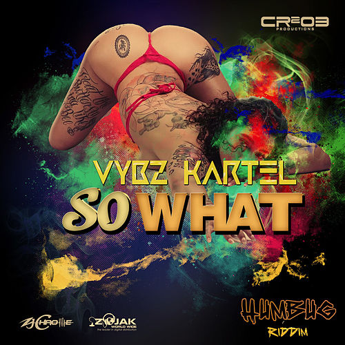So What - Single by VYBZ Kartel
