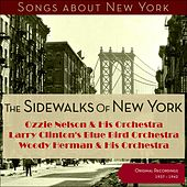 The Sidewalks Of New York (Songs about New York - Original Recordings 1937 - 1942) by Various Artists