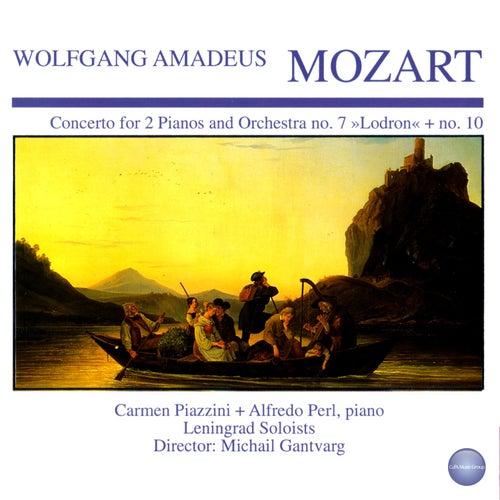 Mozart: Concerto for 2 Pianos and Orchestra No. 7