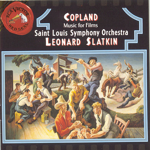 Music For Films by Aaron Copland