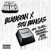 Delete B/W Delete (Remix) by Blacastan