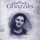 Collection of Memorable Ghazals by Noor Jehan