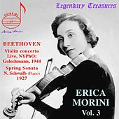 Beethoven: Violin Concerto in D Major, Sonata for Violin and Piano in F Major de Erica Morini
