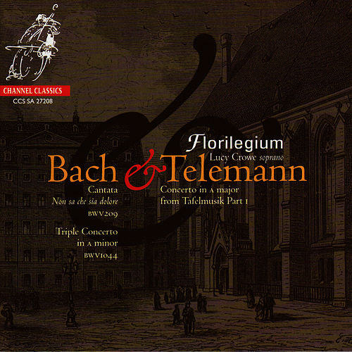 Play & Download Florilegium Performs Bach & Telemann by Florilegium | Napster