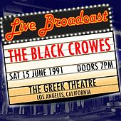 The Greek Theatre (15th June 1991 Live Broadcast) von The Black Crowes