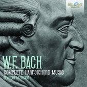 W.F. Bach: Complete Harpsichord Music by Claudio Astronio