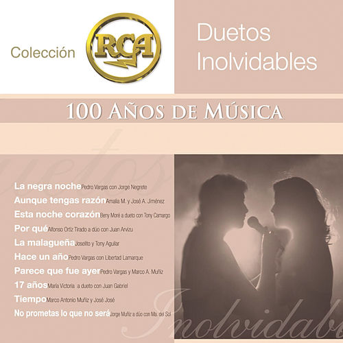 Duetos Inolvidables by Various Artists