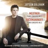 Rachmaninoff: Piano Concerto No. 2 / Medtner: Piano Concerto No. 1 by Various Artists