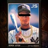 Derek Jeter by JS