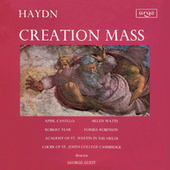 Haydn: Creation Mass by George Guest