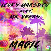 Magic (feat. Mr. Vegas) - EP by Lenky Marsden
