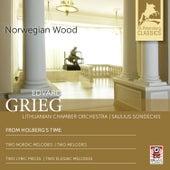 Grieg: Norwegian Wood by Saulius Sondeckis