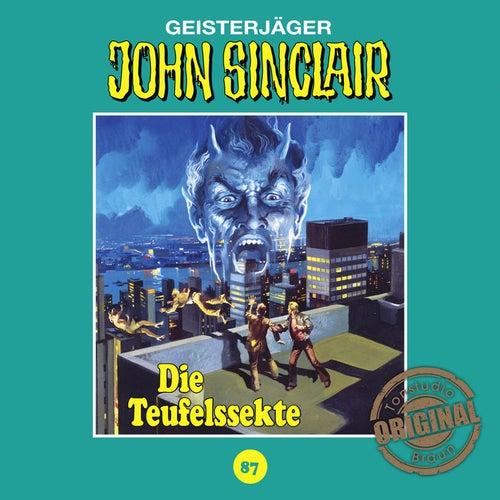 Tonstudio Braun, Folge 87: Die Teufelssekte von John Sinclair